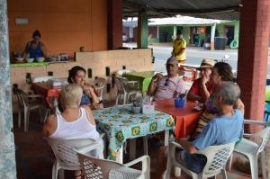 Desayuno en PAlomino