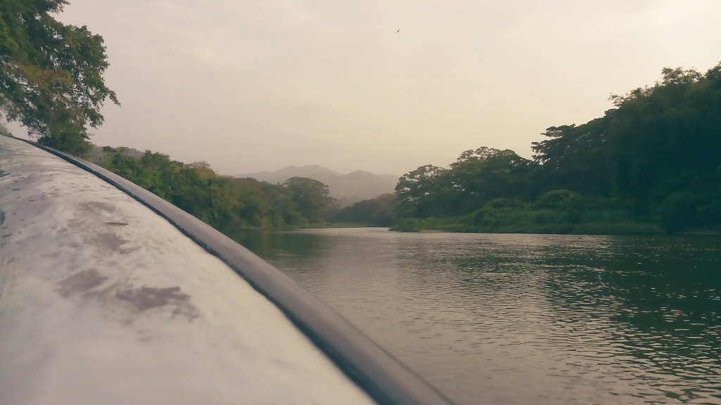 1 - Taironaka lässt sich nur per Boot erreichen - Straßen in den Urwald gibt es nicht