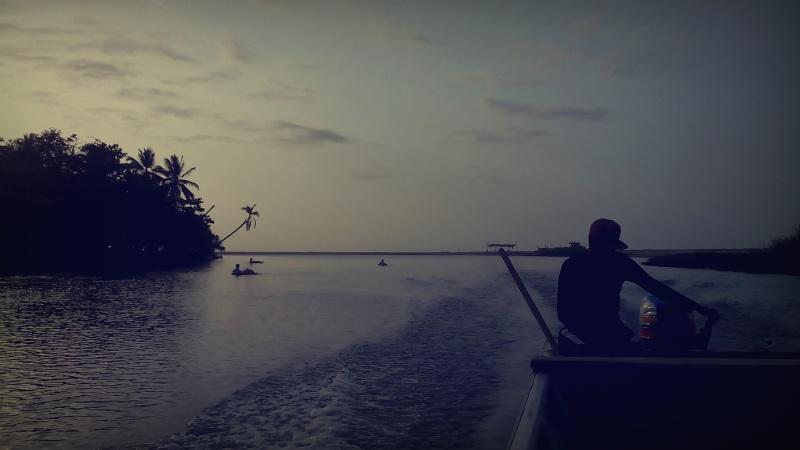 Auf den Spuren der Tairona in der kolumbianischenKaribik