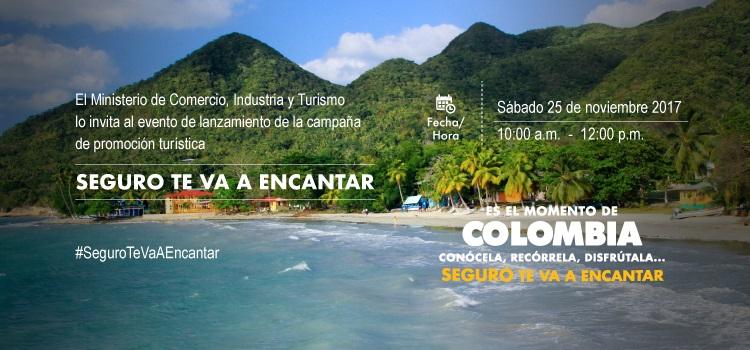 Es el momento de Colombia
