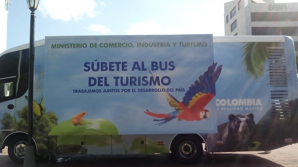 Subete al Bus del Turismo